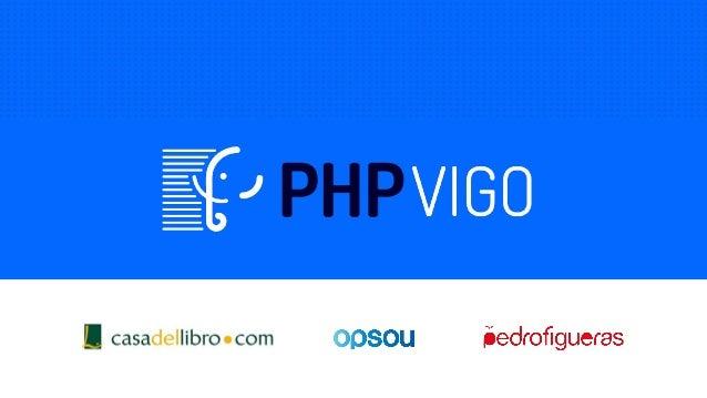 Meetups @SergioCarracedoWeb developer at OPSOU Php Developer Drupal enthusiast @SergioCarracedo