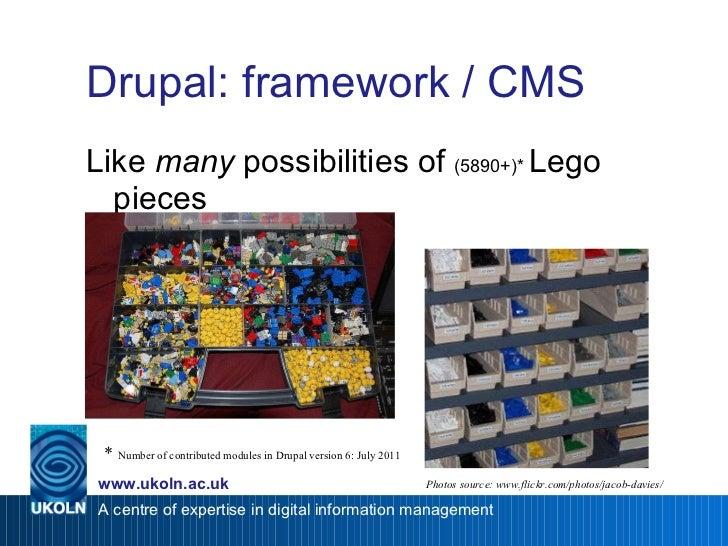 Doing Drupal: Quick Start Deployments via Distributions Slide 2