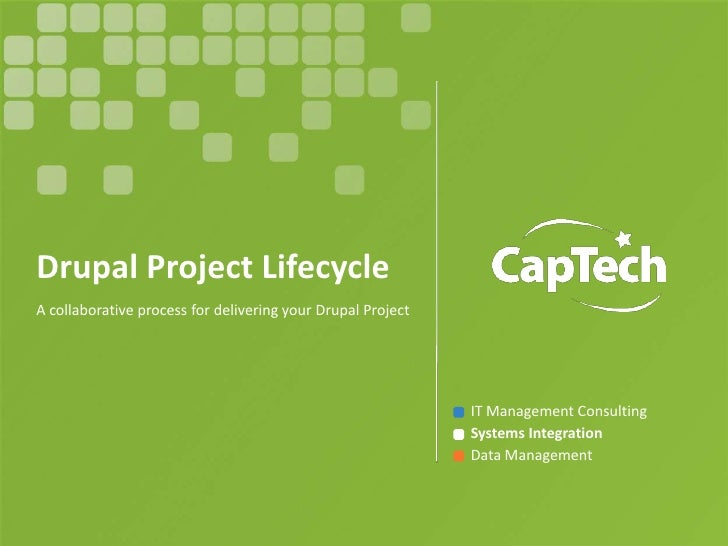 Drupal Project Lifecycle<br />