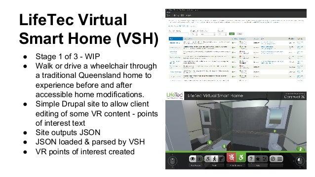14 lifetec virtual smart home