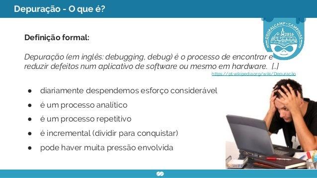 Depurando aplicações PHP like a BOSS Slide 3