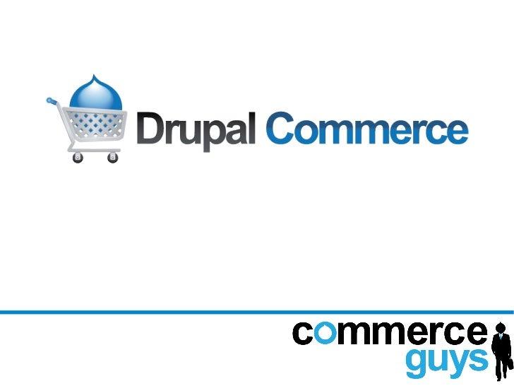 Sobre mí●   Desarrollador, consultor y    formador especializado en    comercio electrónico con    Drupal.●   Miembro acti...