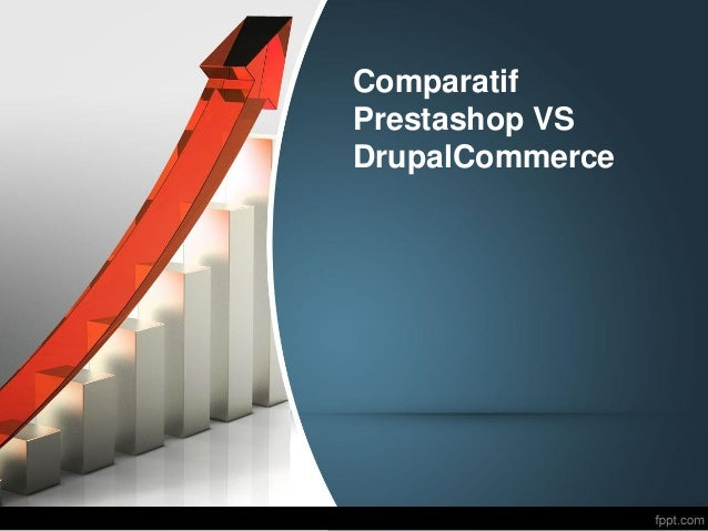 Comparatif Prestashop VS DrupalCommerce