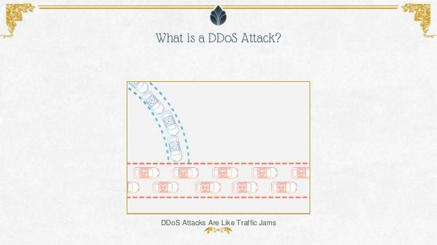 What is a DDoS Attack? DDoS Attacks Are Like Traffic Jams