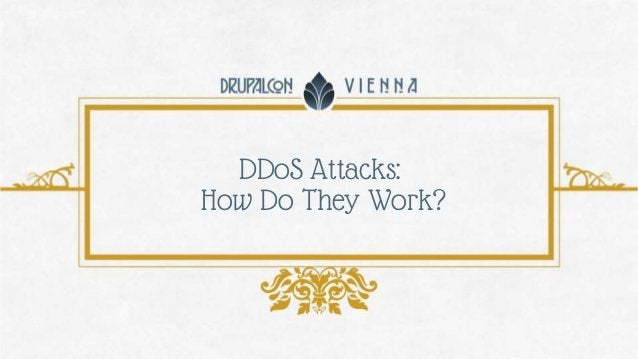 DDoS Attacks: How Do They Work?