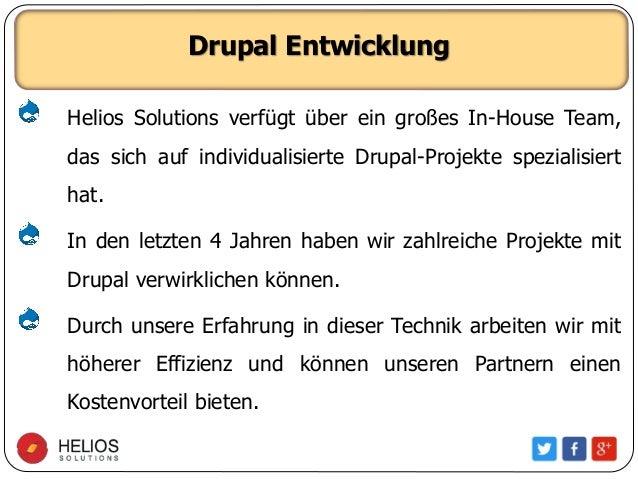 Drupal Entwicklung Slide 2
