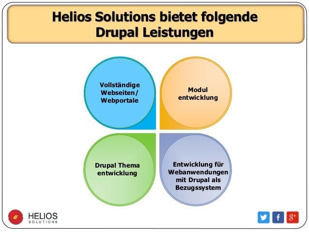 Drupal Entwicklung Slide 3