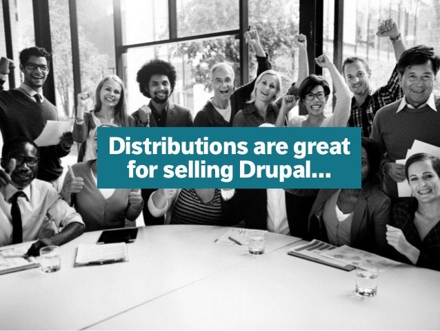 mazze.ch | matthias walti informationsarchitekt Distributions are great for selling Drupal…