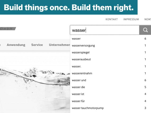mazze.ch | matthias walti informationsarchitekt Build things once. Build them right.