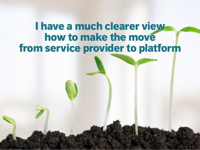 mazze.ch | matthias walti informationsarchitekt I have a much clearer view how to make the move from service provider to...