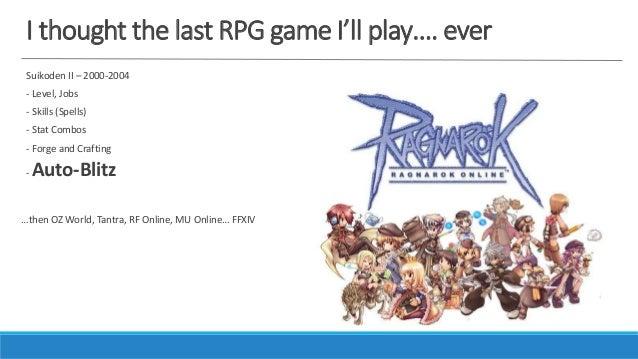 Drupal RPG - A Backend Server Story