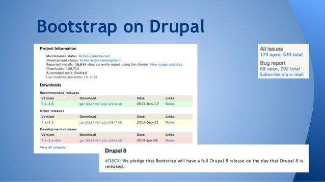 Drupal South 2014 Bootstrap Vs Foundation Deathmatch V 1 1