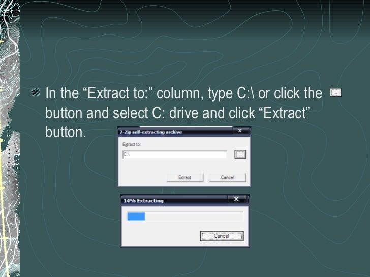 Installation of Drupal on Windows XP with XAMPP