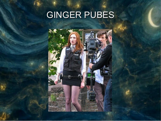 Tits And Rampant Dicks In Space 14 Ginger Pubes