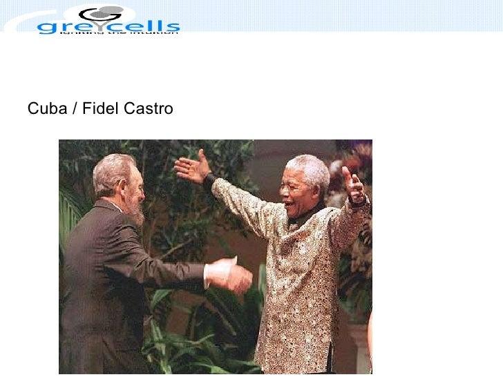 Cuba / Fidel Castro