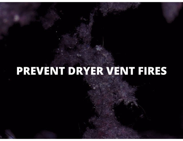 Prevent Dryer Vent Fires - Baton Rouge LA - Basic Chimney Sweep