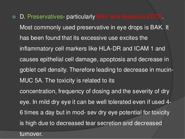  Corticosteroids have been reported to decrease ocular irritation, decrease corneal fluorescein staining and improve fila...