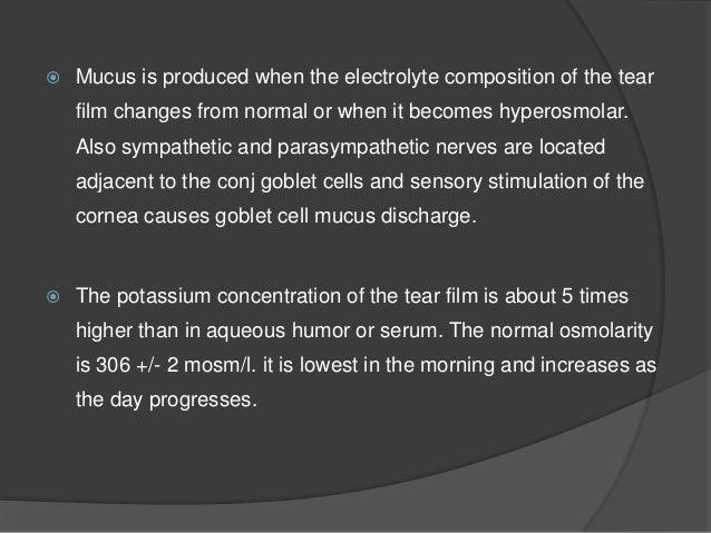 CLASSIFICATION OF DRY EYE  1. AQUEOUS TEAR DEFICIENT DRY EYE– lacrimal tear deficiency  a. Sjogren syndrome- primary/ se...