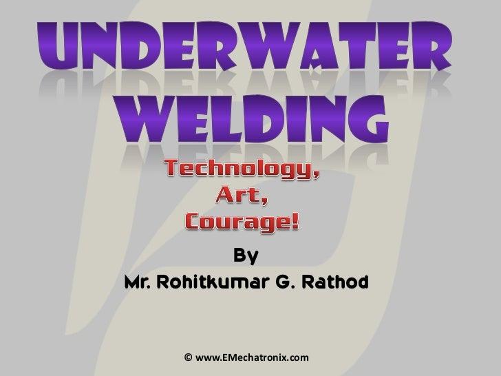 ByMr. Rohitkumar G. Rathod     © www.EMechatronix.com