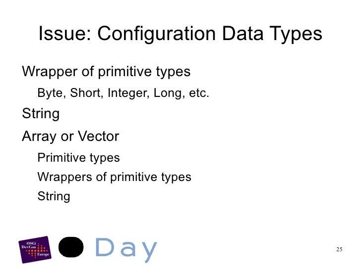 XML Descriptor Based