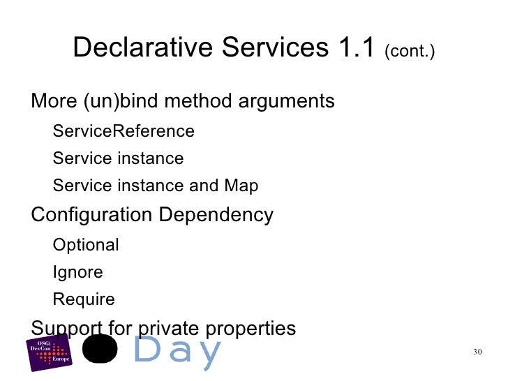 Descriptors may be embedded