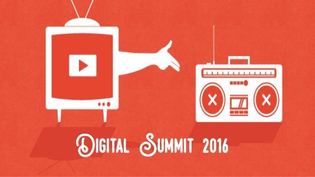 Digital Summit 2016