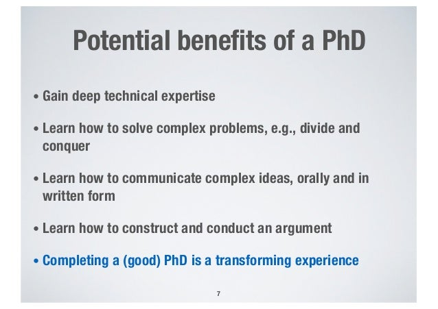 why and how to get a phd in software engineering