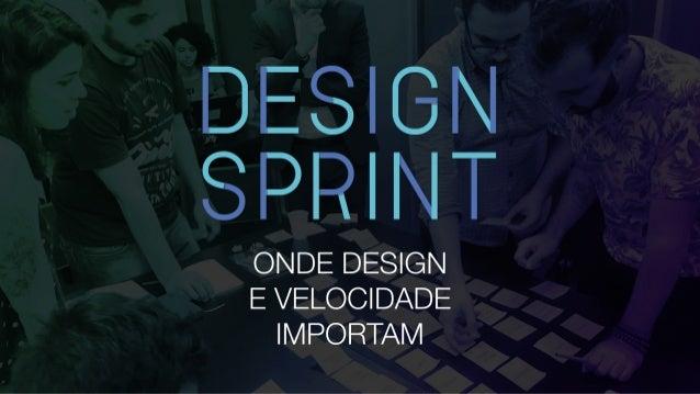 Design Sprint - ME B2B Summit 2018
