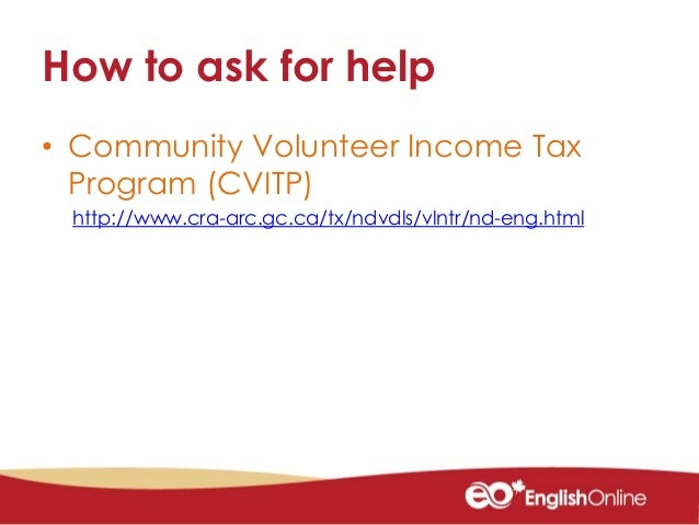 how to file tax return online cra