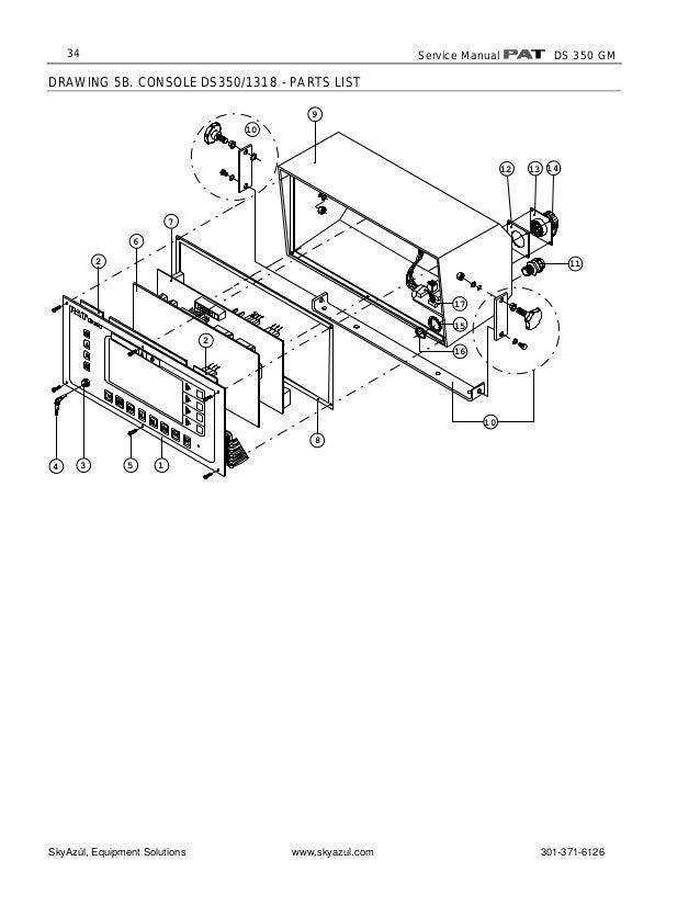 ds350 gm service skyazul rh slideshare net Pat DS 350 Error Codes Pat LMI
