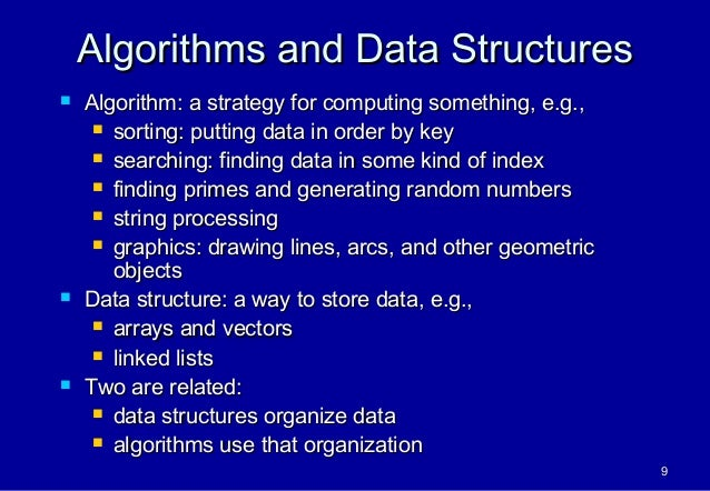 Requirements Of Good Line Drawing Algorithm : មេរៀនៈ data structure and algorithm in c