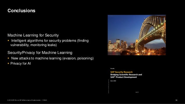 Thank you. Contact information: Michele Bezzi Research Manager SAP Security Research