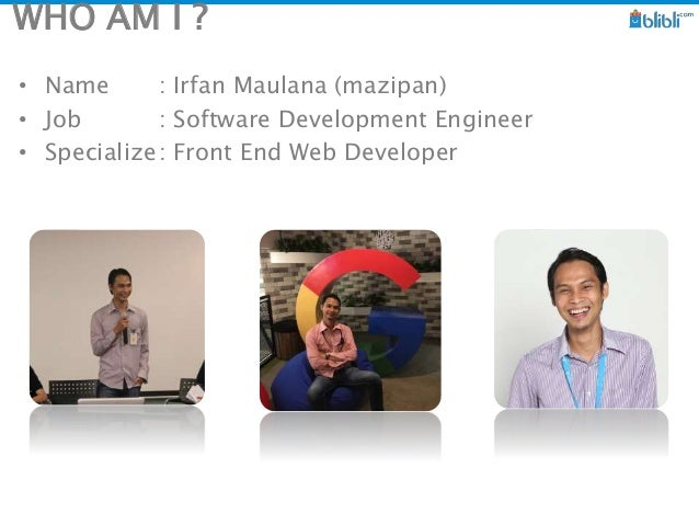 Php Indonesia x Bliblidotcom - Architecting Scalable CSS Slide 2