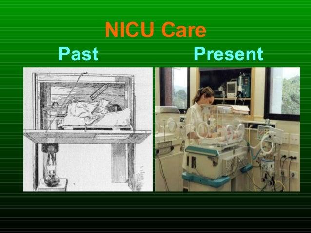 NICU Care Past Present