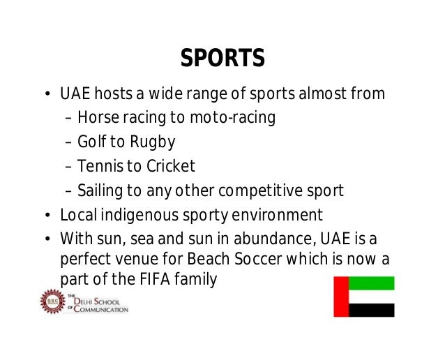 Communication in the uae