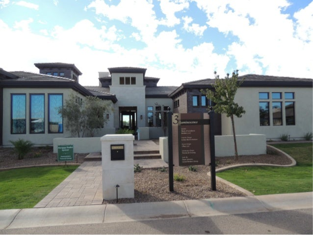 Fall 2013 street of dreams arizona whitewing at germann for Custom home plans arizona