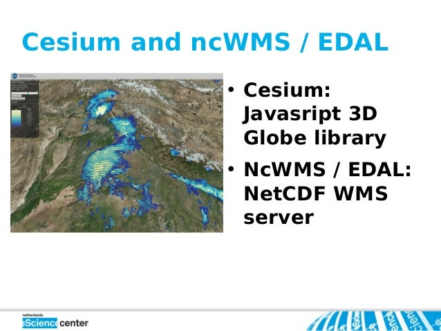 DSD-INT 2016 The eWaterCyle global Hydrological forecasting