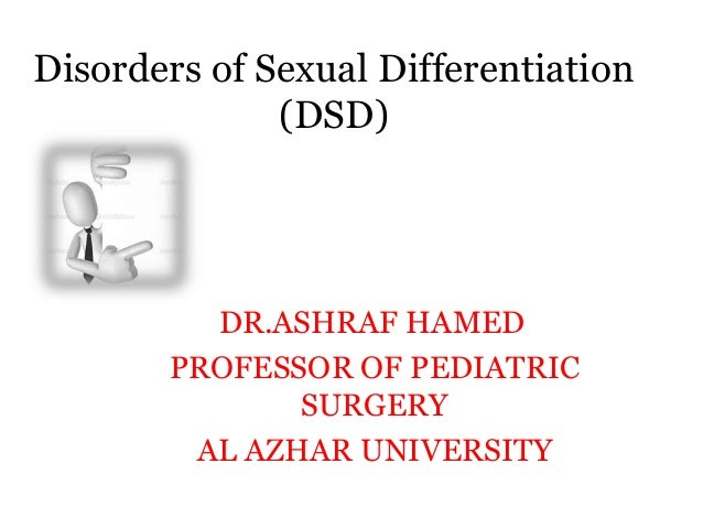 Sexual differentiation individual case study