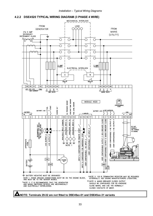 Dse4510 dse4520 operator manual swarovskicordoba Choice Image