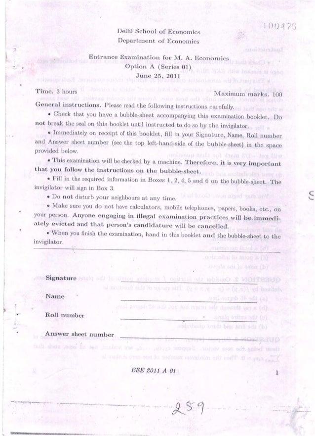 Ele569 2011 exam paper