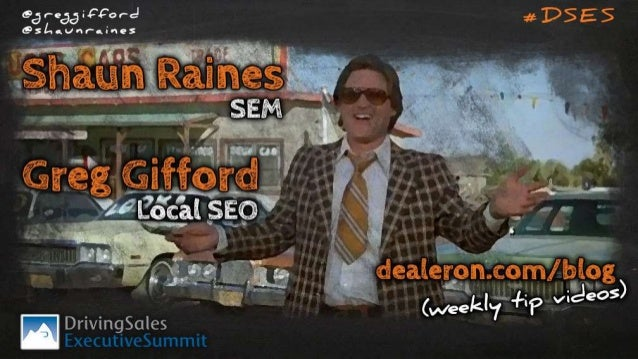 Search Wake Up Call - 10 ways to maximize SEM & Local SEO results Slide 2