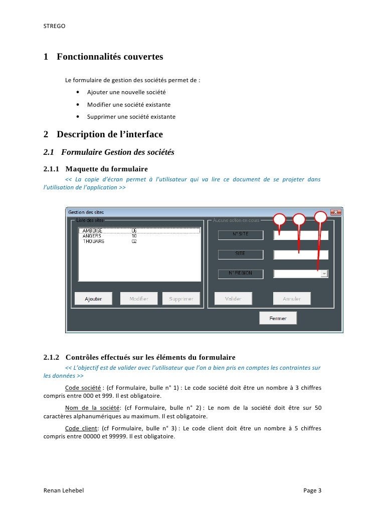 PRESENTATION DOCUMENTATION Slide 3