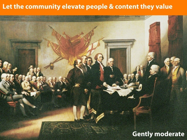 Let the community elevate people & content they value Enter text here                                             Gently m...