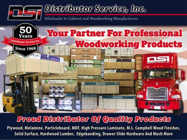 • With more than 130 employees, DSI has been providing professionals with quality woodworking supplies since 1968. • DSI h...