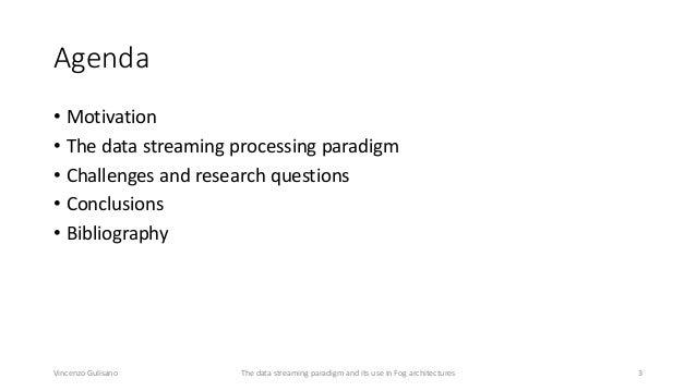 Data Streaming in  IoT and Big Data Analytics Slide 2