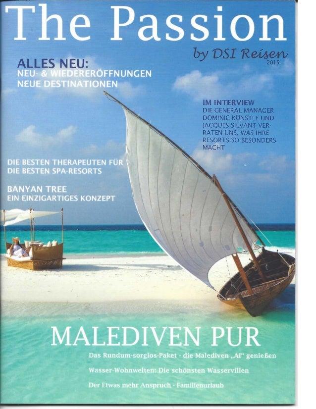Dsi Reisen 2015 - RP / RPM / TAB
