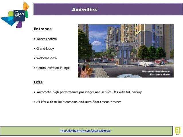 World Class Mega Township in Pune - DSK Dreamcity