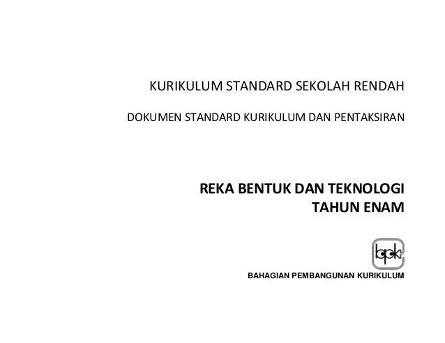 Cetakan Pertama 2016 © Bahagian Pembangunan Kurikulum Kementerian Pendidikan Malaysia 2016 Tidak dibenarkan mengeluar ulan...