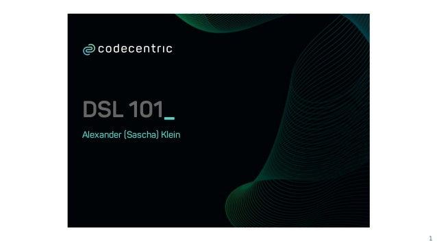 DSL101_ Alexander(Sascha)Klein 1