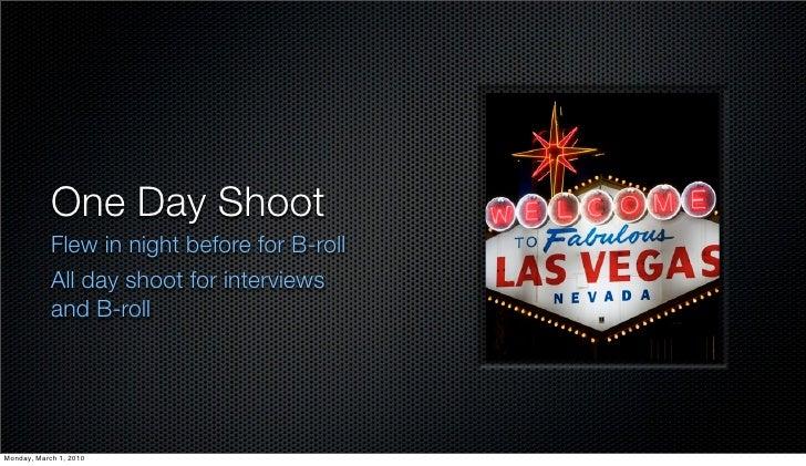 DSLR Shoot Slide 2
